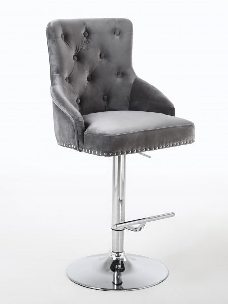 Dining Chairs UK Fabric Dining Chairs Leather Dining  : ROCH BS BV GREY1 450x600 from capitaldiningchairs.co.uk size 450 x 600 jpeg 19kB