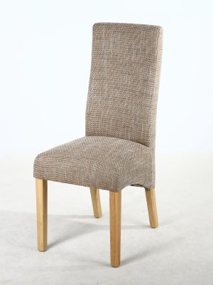 Buxton Tweed Fabric Dining Chair